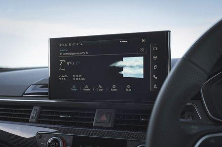 Audi S5 2020 infotainment