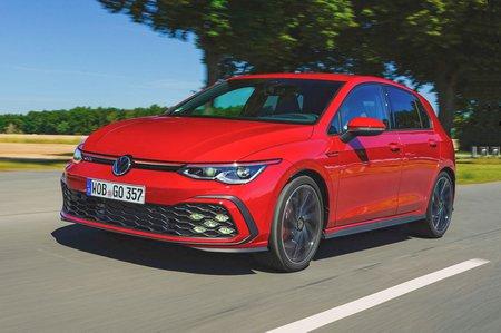 Volkswagen Golf GTI 2020 front
