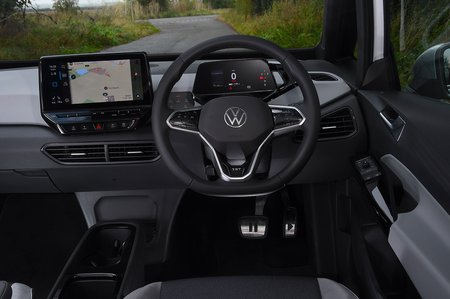 Volkswagen ID.3 2020 dashboard