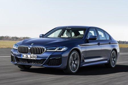 BMW 5 Series saloon 2020