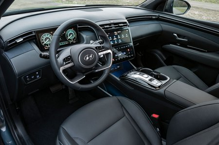 Hyundai Tucson 2020 Steering wheel