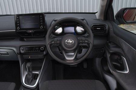 Toyota Yaris 2020 Dashboard