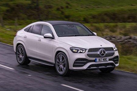 Mercedes GLE Coupé 2021 front
