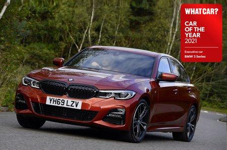 BMW 3 Series 2021 COTY