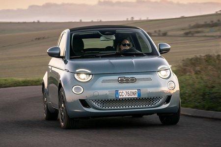 Fiat 500 Cabrio 2021