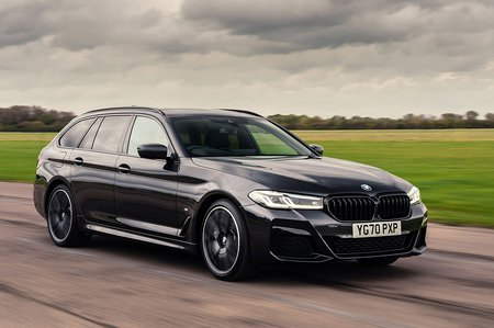 BMW 5 Series Touring 2021