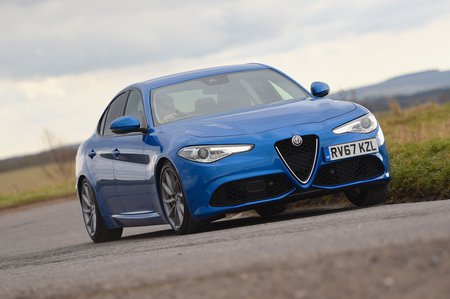 Alfa Romeo Giulia Review 2019 What Car
