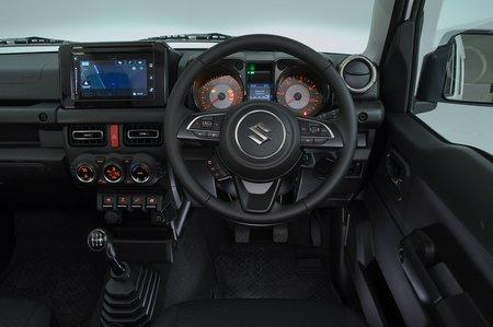 Suzuki Jimny interior
