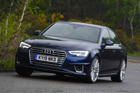Audi A4 Saloon Review 2019 What Car