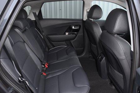 Kia e-Niro 2019 rear seats