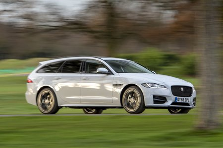 Jaguar Xf Sportbrake Review 2019 What Car