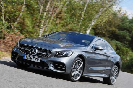 Mercedes Benz S Class Coupe Review 2019 What Car