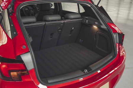 Vauxhall Astra Boot Space, Size, Seats | What Car?