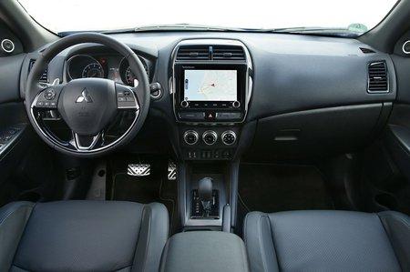 Mitsubishi ASX 2019 LHD dashboard