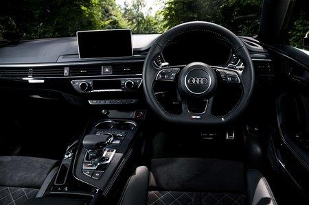 Audi RS5 Sportback 2019 RHD dashboard