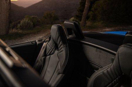 BMW Z4 2019 seats