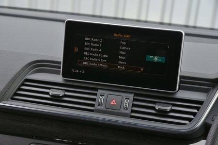 Audi Q5 2019 infotainment