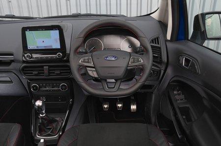 Ford Ecosport 2018 RHD dashboard