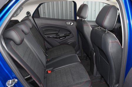 Ford Ecosport 2018 RHD rear seat