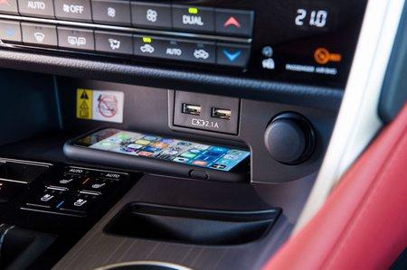 Lexus RX 2019 LHD infotainment