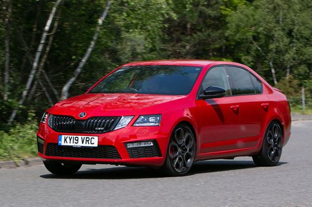 Skoda Octavia Vrs Review 2019 What Car