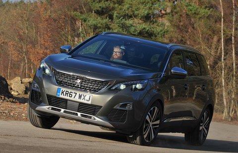 Used Peugeot 5008 17-present