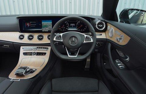 Mercedes-Benz E-Class Coupé