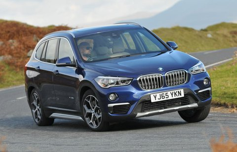 Used BMW X1 2015-present