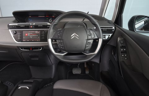 Citroën Grand C4 Spacetourer interior