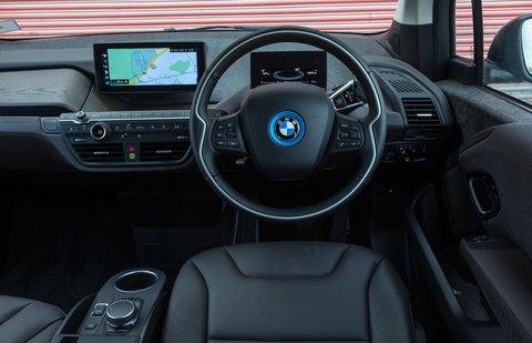 BMW i3 - interior