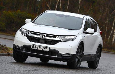 Used Honda CR-V 2018 - present