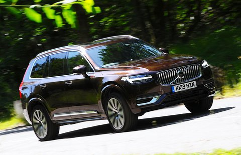 Volvo XC90 2021 review