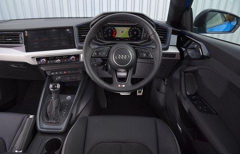 Audi A1 2020 RHD dashboard