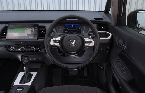 Honda Jazz 2020 RHD dashboard