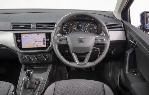 Seat Ibiza 2020 dashboard