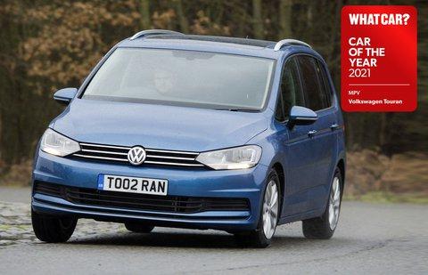 Volkswagen Touran 2021 COTY