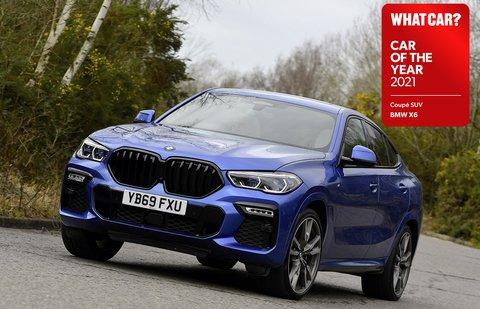 BMW X6 2021 COTY