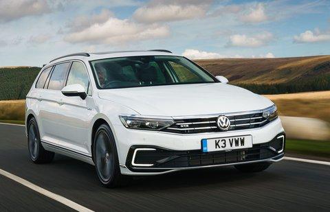 Volkswagen Passat GTE 2021