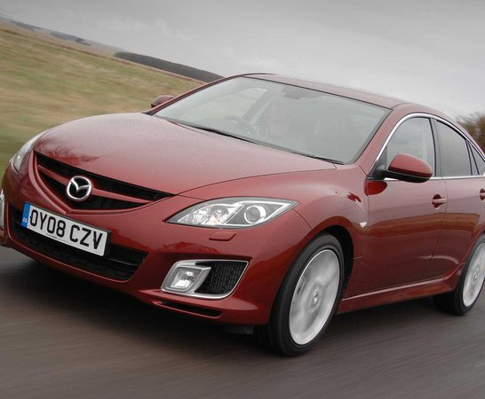 Mazda 6 Hatchback (07   12)