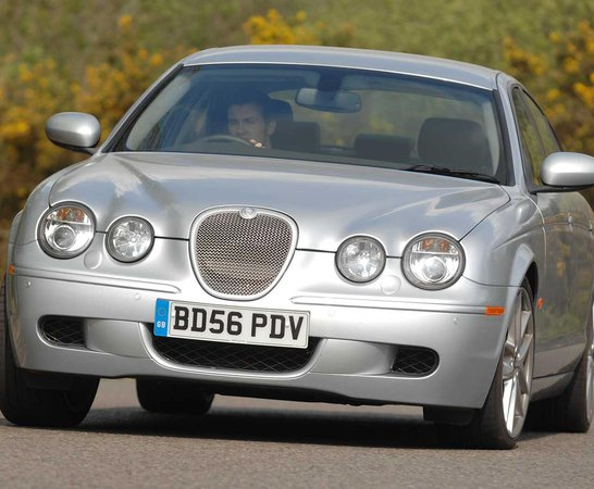 Jaguar S Type Saloon (98   08)