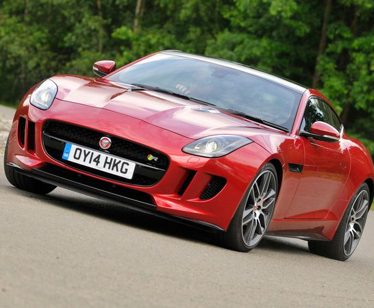 Jaguar F Type Coupe (14   Present)