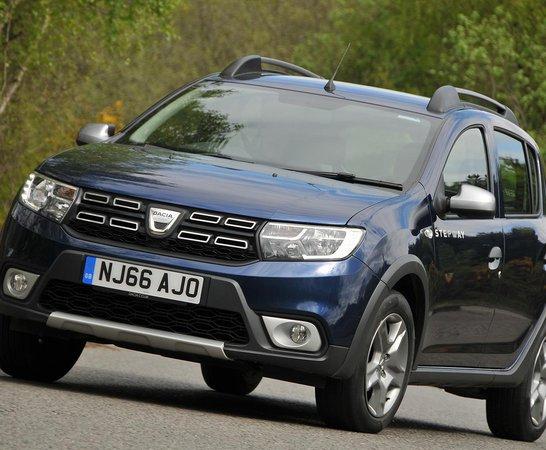 Used Dacia Sandero Stepway Review 2013 Present Servicing Mpg