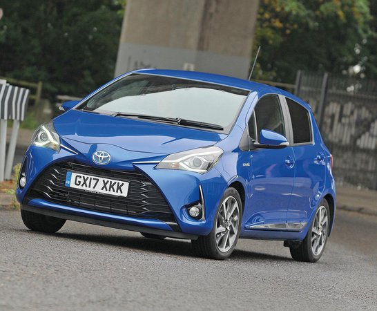 Used Toyota Yaris Hatchback (11   Present)