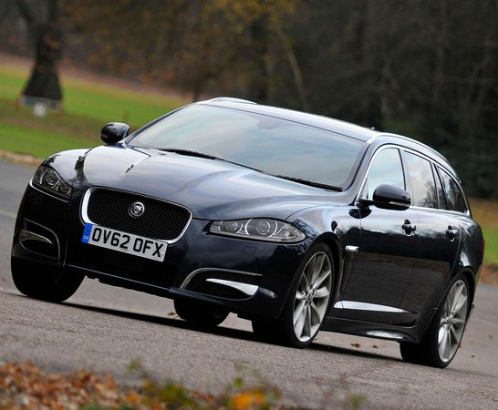 Good Used Jaguar XF Sportbrake 12 15