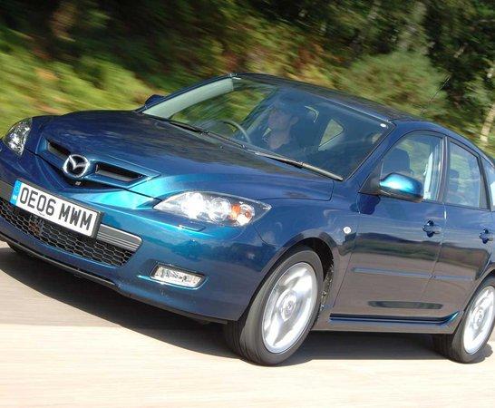 Mazda 3 Hatchback (04   09)