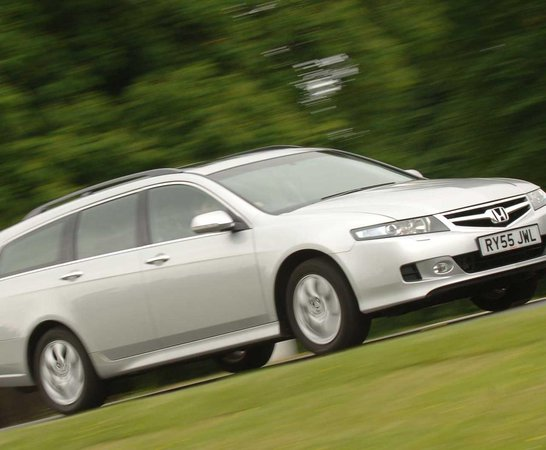Honda Accord Tourer (02   08). Review Continues Below.