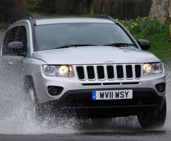 Used Jeep Compass (07 14)