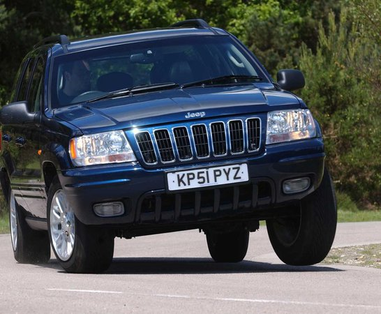 Jeep Grand Cherokee 4x4 (99   05). Review Continues Below.