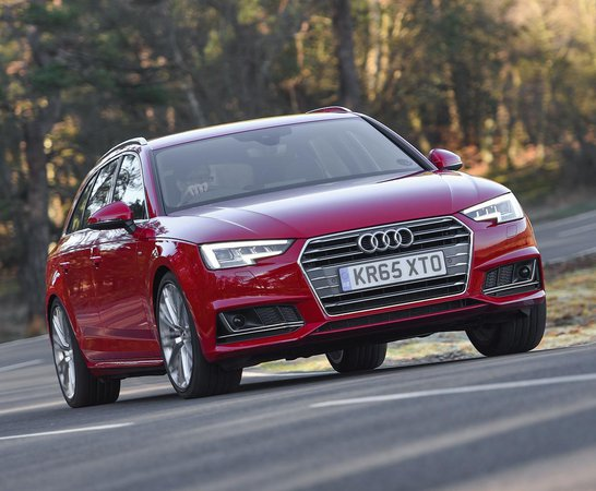 Audi A Review What Car - Audi 84