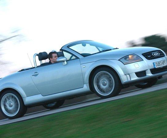 Used Audi TT Review What Car - Used audi tt convertible